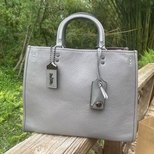 Coach 1941 Rogue 30 in Heather Gray NWT